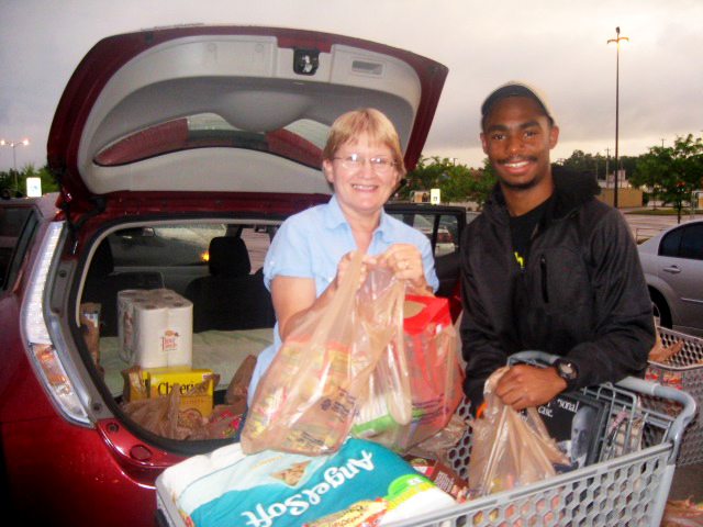 Kroger Donation Collection